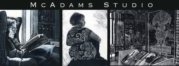 3 images of artwork