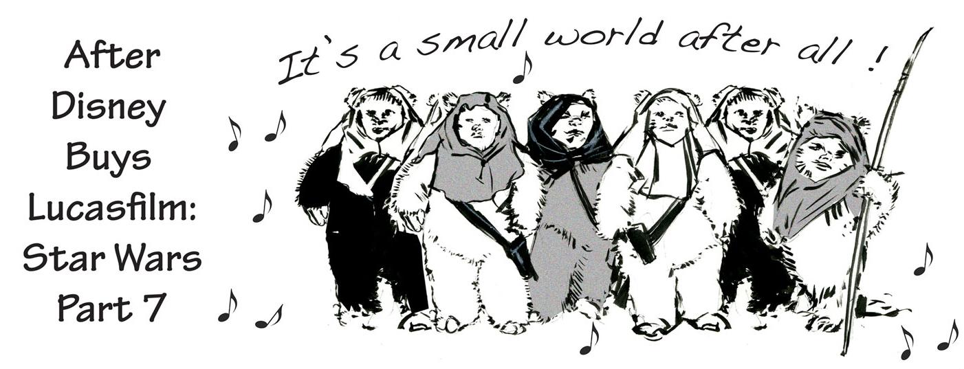 cartoon it's a small world